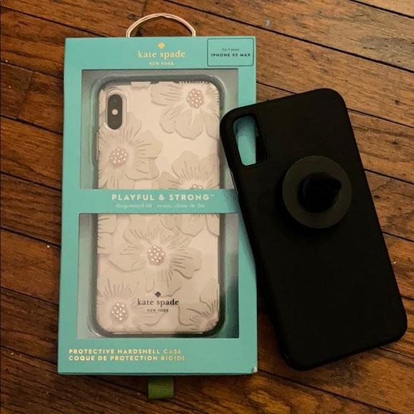 2 phone cases & car mount: iPhone XS Max !